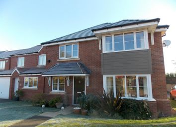 Thumbnail 4 bed property for sale in Lawley Way, Droitwich