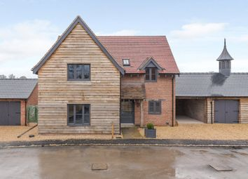 Thumbnail 4 bed detached house for sale in The Grove, Willow Grove, Kinnerley, Shropshire