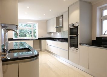 Thumbnail 4 bed detached house to rent in Brookside Road, London