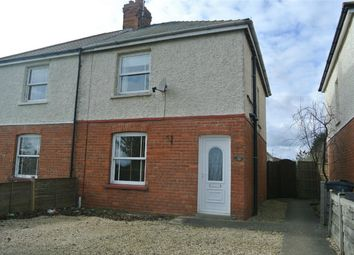 Thumbnail 3 bed semi-detached house to rent in Recreation Road, Bourne, Lincolnshire