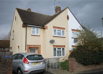 Thumbnail 3 bed semi-detached house for sale in Beechwood Road, Knaphill, Woking, Surrey