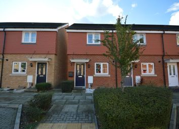 Thumbnail 2 bed property for sale in Eustace Crescent, Strood, Rochester