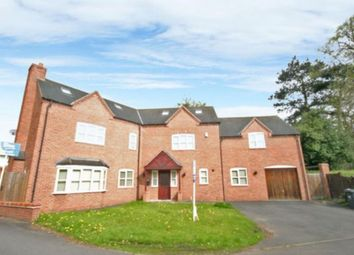 Thumbnail 6 bed property to rent in Longlands Lane, Findern, Derby