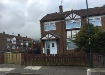 Thumbnail 2 bed semi-detached house for sale in Arundel Road, Grangetown, Middlesbrough