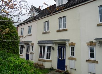 Thumbnail 4 bed terraced house for sale in Heol Yr Eithin, Pencoed, Bridgend