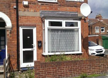 Thumbnail 2 bed block of flats for sale in Thoresby Street, Hull