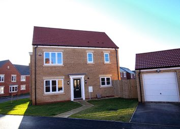 Thumbnail 3 bed semi-detached house for sale in Ouzel Grove, Eastfield, Scarborough