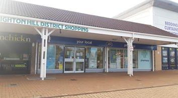 Retail premises to let in Brigton Hill Centre, Brighton Way, Basingstoke, Hampshire RG22