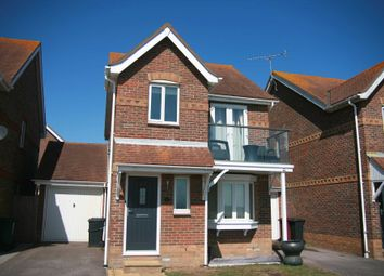 Thumbnail 3 bed detached house for sale in Beacon Drive, Selsey
