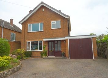 Thumbnail 3 bed detached house to rent in Moorfield Road, Holbrook, Belper