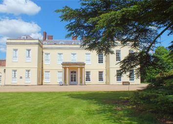 Thumbnail 1 bedroom flat for sale in Swallowfield Park, Swallowfield, Reading, Berkshire