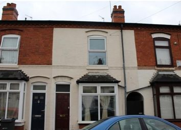 Thumbnail 3 bed terraced house to rent in Colbrook Road, Sparkhill
