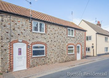 Thumbnail 2 bed cottage for sale in Beach Road, Caister-On-Sea, Great Yarmouth