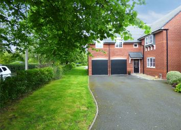 Thumbnail 4 bed detached house for sale in Stubbs Lane, Lostock Gralam, Northwich, Cheshire