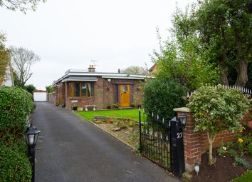 Thumbnail 3 bed detached bungalow for sale in Mill Lane, Brayton, Selby
