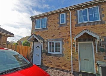 Thumbnail 2 bed end terrace house for sale in Yarbury Way, Locking Castle, Weston-Super-Mare, North Somerset.