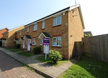 Thumbnail 2 bed end terrace house for sale in Beech Avenue, Swanley