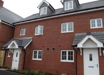 Thumbnail 3 bed terraced house to rent in Brewer Avenue, Axminster