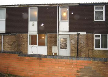 Thumbnail 3 bed terraced house for sale in Fullerburn Court, Abington, Northampton