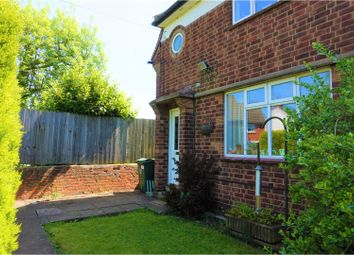 Thumbnail 2 bed semi-detached house for sale in Hobbs Wick, Sileby