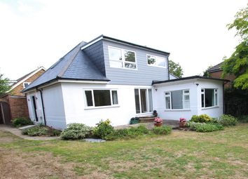 Thumbnail 5 bed detached house to rent in Sunnyfield Road, Chislehurst