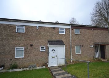 Thumbnail 3 bedroom terraced house to rent in Flaxlands Court, Lings, Northampton