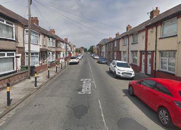 Shrewsbury Street, Hartlepool TS25