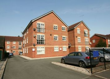Thumbnail 2 bed flat for sale in Carrswood Road, Wythenshawe, Manchester