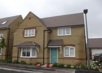 Thumbnail 4 bed property to rent in Maritime Way, Brooklands