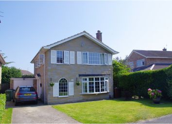 Thumbnail 4 bed detached house for sale in Beech Spinney, Wetherby