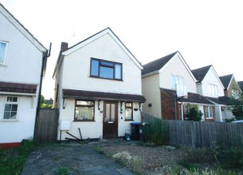 Thumbnail 3 bed detached house for sale in Bourneside Road, Addlestone, Surrey