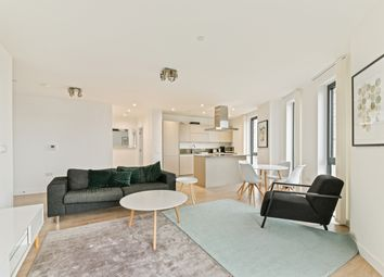 Thumbnail 2 bed flat to rent in Roosevelt Tower, Manhattan Plaza, Canary Wharf