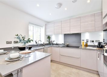 Thumbnail 4 bed semi-detached house for sale in Stratford Road, Nascot Wood, Watford, Hertfordshire