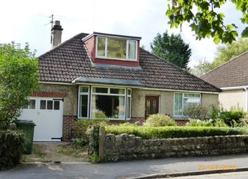Thumbnail 3 bed detached bungalow to rent in Malmesbury Road, Chippenham