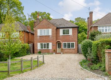 Thumbnail 4 bed detached house for sale in Chapel Lane, Pirbright, Woking