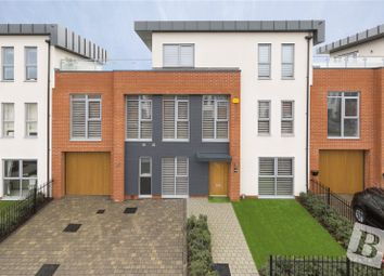 Thumbnail 4 bed terraced house for sale in Armistice Avenue, Beaulieu Chase