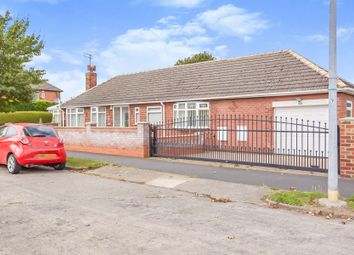 Thumbnail Detached bungalow for sale in Maple Avenue, Willerby, Hull
