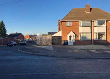 Thumbnail 3 bed semi-detached house for sale in Standlake Avenue, Birmingham, West Midlands