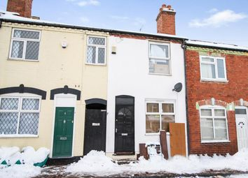 Thumbnail 3 bedroom terraced house for sale in Church Street, Tipton