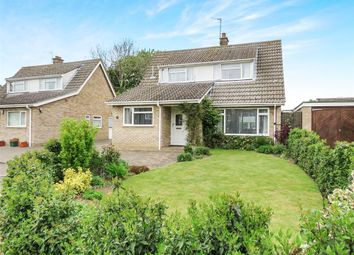 Thumbnail 3 bed detached house for sale in Church Close, Buxton, Norwich