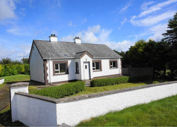 Thumbnail 3 bedroom detached bungalow for sale in Lisleen Road, Castlederg