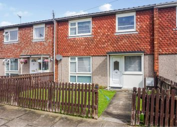 Thumbnail 3 bed terraced house for sale in Winceby Avenue, Grimsby
