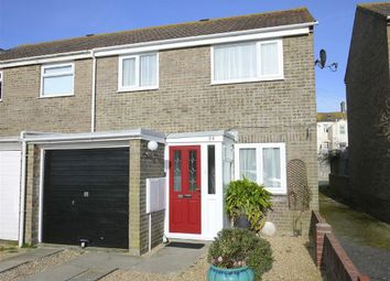 Thumbnail 3 bed terraced house for sale in Southfield Avenue, Weymouth