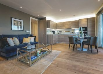 Thumbnail 3 bedroom flat for sale in Waterfront II, Royal Arsenal Riverside, London