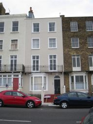 Thumbnail Studio to rent in Fort Crescent, Margate