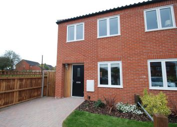 Thumbnail 2 bed semi-detached house to rent in Wellesley Avenue North, Norwich