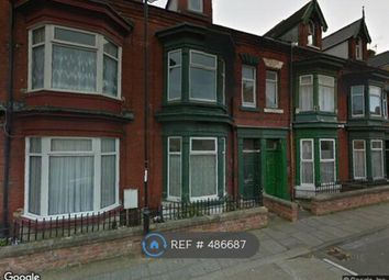 Thumbnail 4 bed terraced house to rent in Thornton Street, Hartlepool