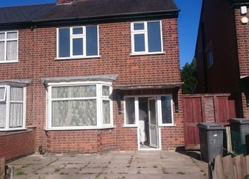 Thumbnail 3 bed semi-detached house to rent in Kerrysdale Avenue, Leicester, Leicestershire