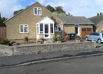 Thumbnail 3 bed detached bungalow for sale in Pittywood Road, Wirksworth, Derbyshire