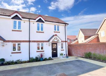 Thumbnail 2 bed semi-detached house for sale in Faires Close, Horsham, West Sussex